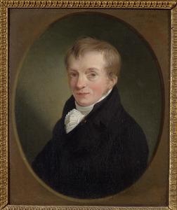 Portret van Barend Hulshoff (1781-1849)