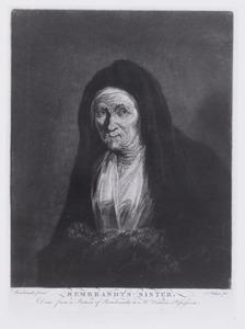 Rembrandts Sister