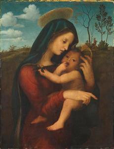 Madonna met Christuskind
