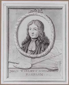 Portret van Joan Wielant (....-1717)