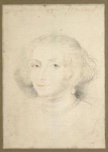Portret van Katherine Manners, hertogin van Buckingham (1603-1649)