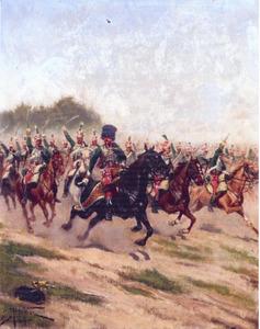 Les gardes d' honneur 1813