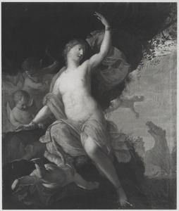 De bevrijding van Andromeda door Theseus