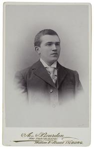Portret van Johannes Josephus van der Eerden (1875-1952)