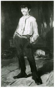 Portret van Johanna Martina van Ees (1893-1970)