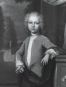 Portret van Carel Neomagus Johan Frederik Lodewijk Graaf van Bylandt (1718-1785)