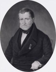 Portret van Joost Gerard Godard Taets van Amerongen (1769-1850)