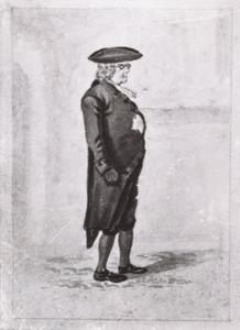 Portret van Willem Lootsman ( -1813)