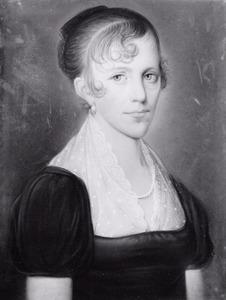 Portret van Maria Elisabeth Rypperda (1783-1823)