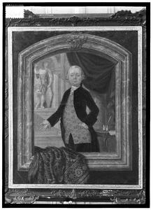 Portret van Jhr. Joachim Ernst Mulert tot de Leemcule (1750-1828)