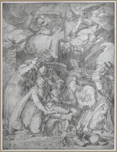 Aanbidding van de herders