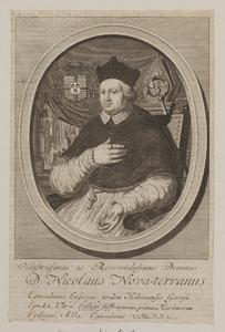 Portret van Nicolaas van Nieuwland (1510-1580)