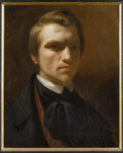 Portret van William Archibald Bake (1821-1846)