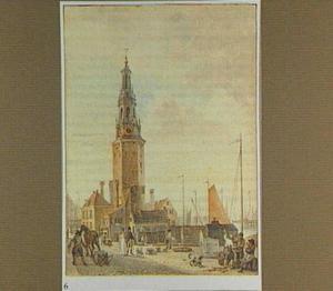 De Haringpakkerstoren te Amsterdam