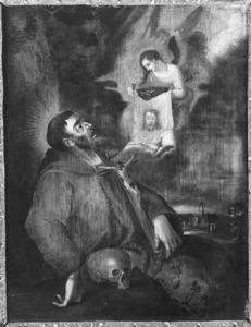 Visioen van de H. Franciscus van Assisi