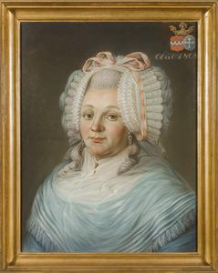 Portret van Sophia Louisa Maria Wilhelmina Fernandina Bentinck tot Brecklenkamp (1759-1808)