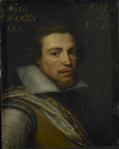 Portret van Gaspard III de Coligny (1584-1646)