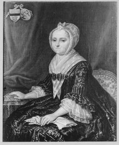 Portret van Alida Klinkhamer (1724-1819)