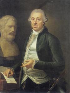 Portret van Domenico De Angelis (1735-1804)