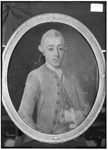 Portret van Francois Adriaan Duyvensz (1750-1822)