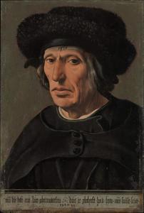 Portret van Jacob Willemsz. van Veen (?-1535)