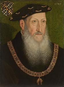 Portret van Friedrich II der Weise , Palzgraf bei Rhein (1463-1525)
