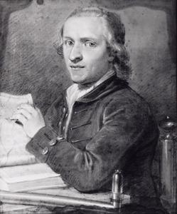 Portret van Gijsbert van Tuijl (1752- )