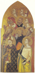 Heiligen en engelen