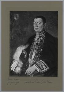 Portret van Cornelis Dirk Merens