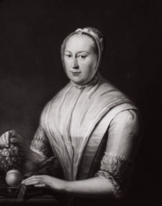 Portret van Jacoba Catharina Berger (1751-1788)