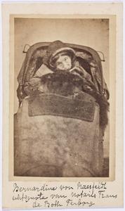 Portret van Maria Bernardina Petronella Josephina Jacobina van Raesfeld (1796/1797-1867)