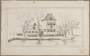 Huis Tol in Koudekerk aan den Rijn