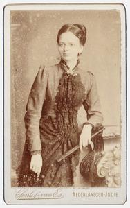 Portret van Maria Antoinetta de Dieu Stierling (1854-1896)