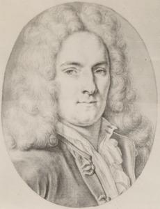 Portret van Jean de Mey (1672-1711)