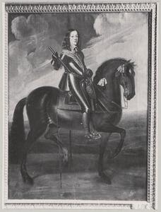 Portret van Wilhelm VI van Hessen-Kassel (1629-1663)