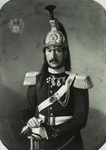 Portret van Rudolphus Joannes Antonius van Grotenhuis van Onstein (1798-1880)