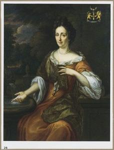 Portret van een vrouw uit de familie Asch van Wijck