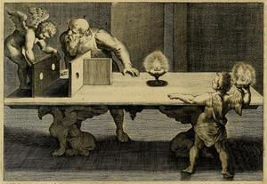 Vignette voor F. Aguilon, Opticorum Libri Sex V, Antwerpen 1613