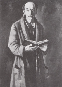 Portret van Joseph Sternheim (1887-1956)