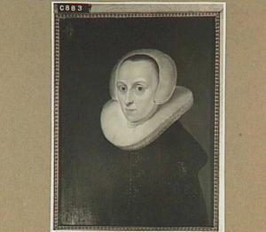 Portret van Catharina Both van der Eem (1593-1666)