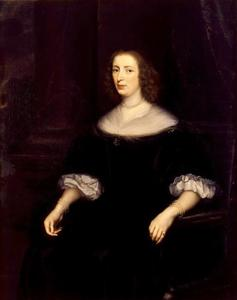 Portret van Anna van de Corput (1599-1645)