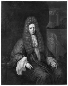 Portret van Willem Buys (1661-1749)