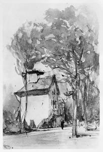 Huisje in Artis