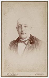 Portret van Jan Adriaan van Vollenhoven (1824-1897)