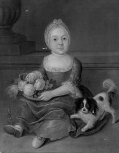 Portret van een kleine meisje