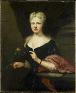 Portret van Maria Magdalena Stavenisse (1700-1783)
