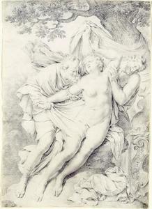 Suzanna belaagd door de ouderlingen (Daniël 13)