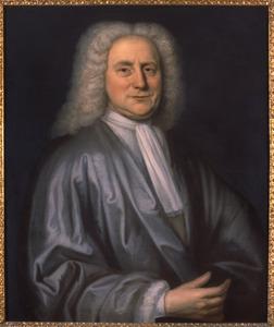 Portret van Johannes Gildemeester (1677-1738)