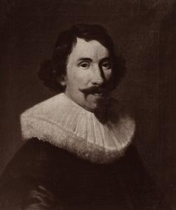 Portret van Anthonie van Mansvelt (1595-1661)