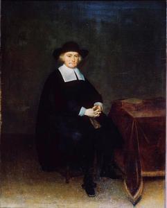 Portret van Hendrik Nilant (1609-1684)